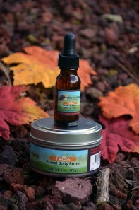 Primal Life Organics Fallen Face Serum and Body Butter